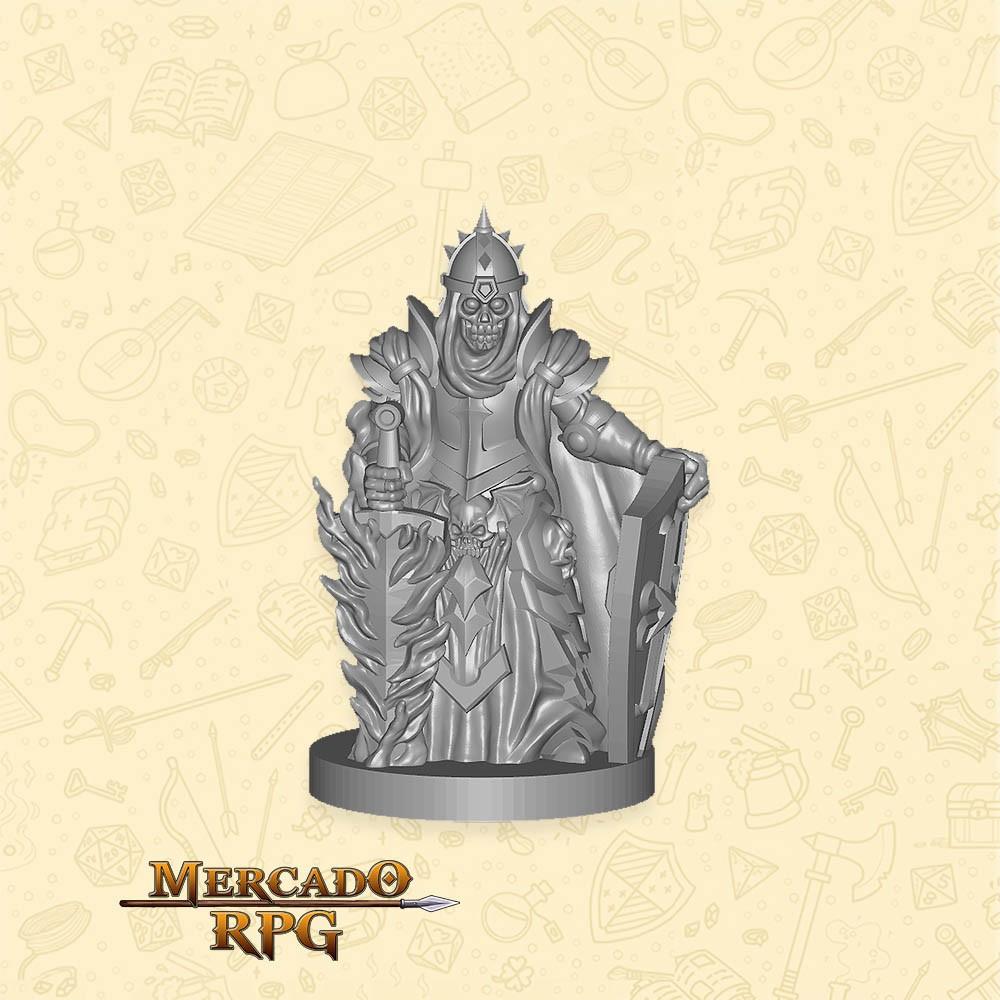 Deathlord of Blackgate - Miniatura - RPG