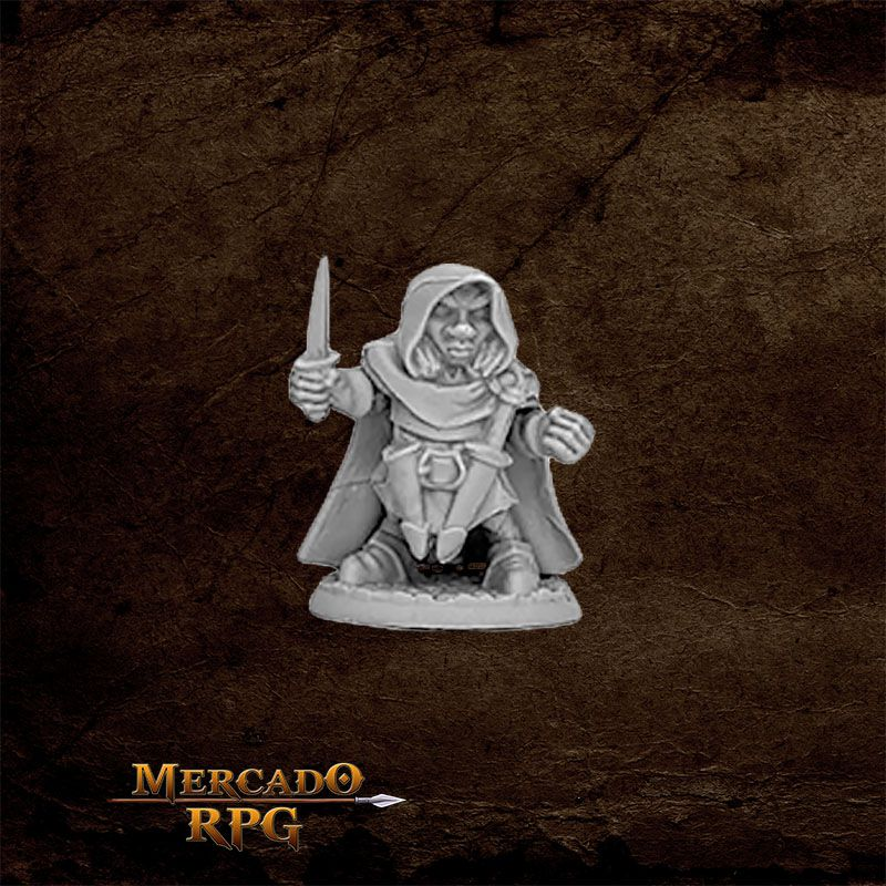 Deep Gnome Warriors A  - Miniatura RPG