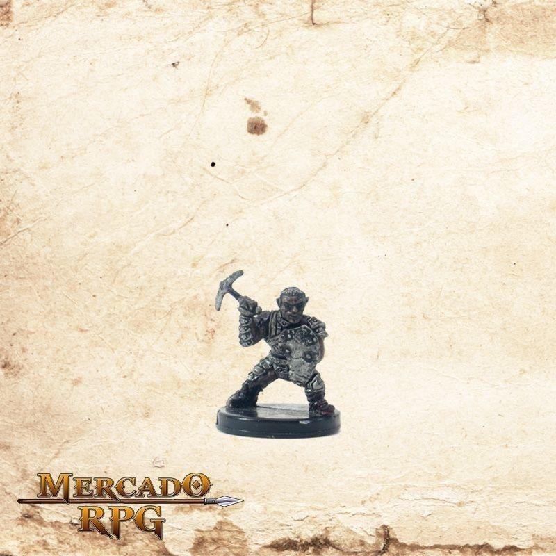 Deep Legionaire - Com carta  - Mercado RPG