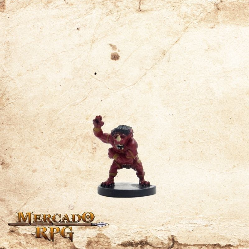 Dekanter Goblin - Com carta  - Mercado RPG