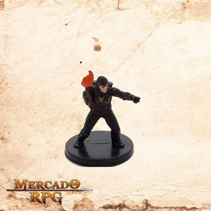 Delver Sergeant - Sem carta  - Mercado RPG