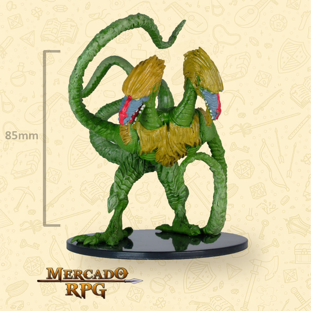 Demogorgon - Icons of the Realms Classic Creatures - Miniatura D&D - RPG