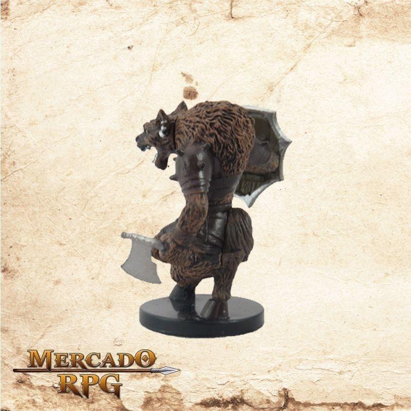 Demonic Gnoll Priestess - Com carta  - Mercado RPG