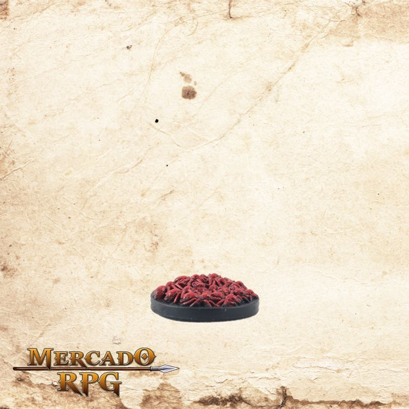 Demonweb Swarm - Com carta  - Mercado RPG
