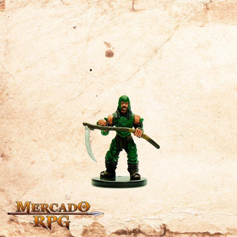 Deskari Cultist - Miniatura RPG