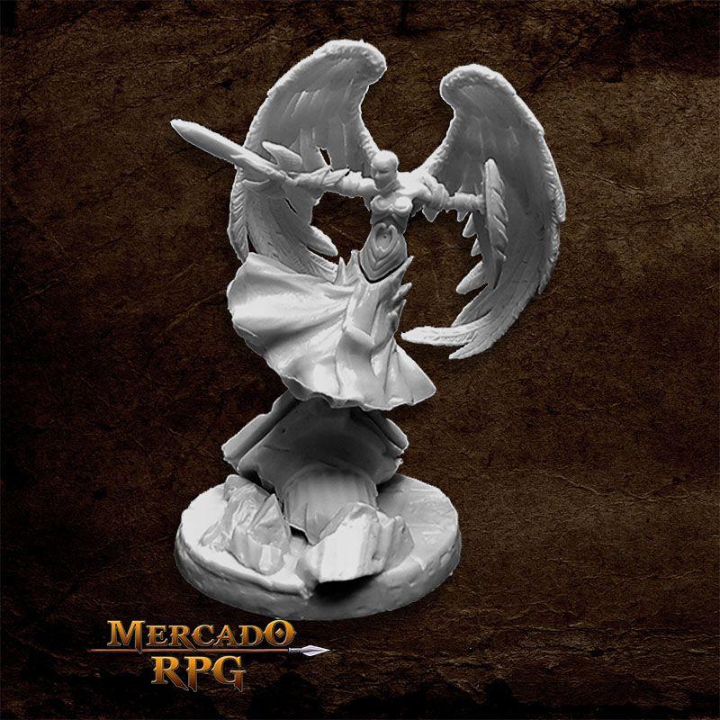 Deva - Miniatura RPG  - Mercado RPG