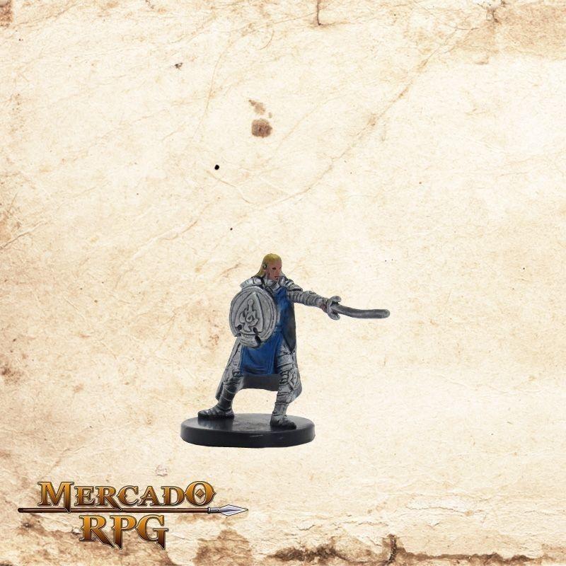 Devotee of the Silver Flames - Com carta  - Mercado RPG