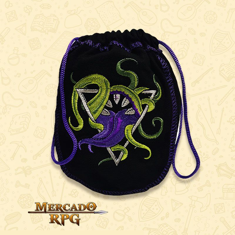 Dice Bag Grande RPG - Bag of Devouring