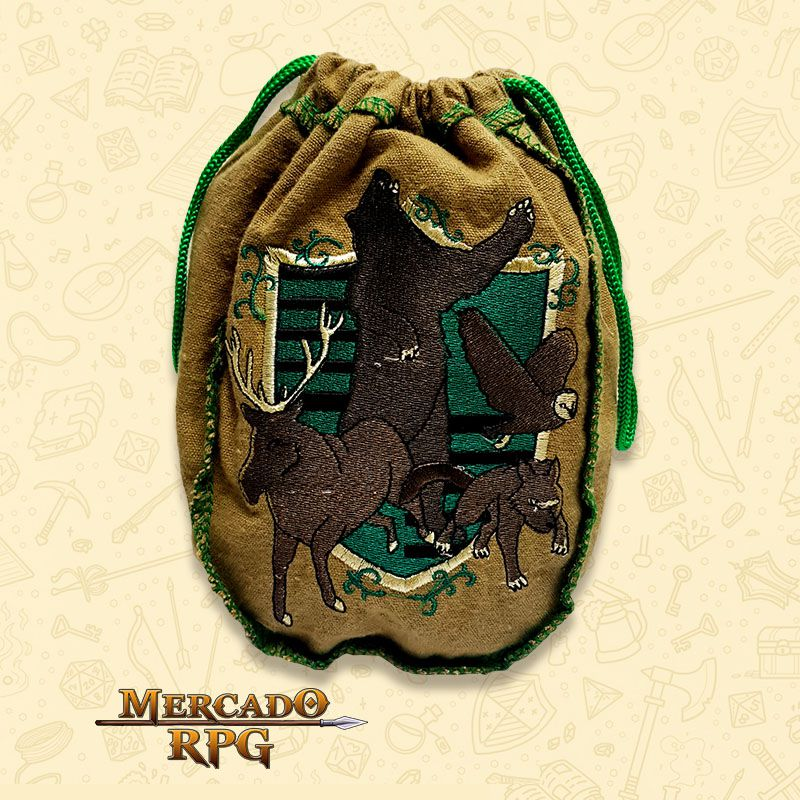 Dice Bag Grande RPG - Bag of Trickts  - Mercado RPG
