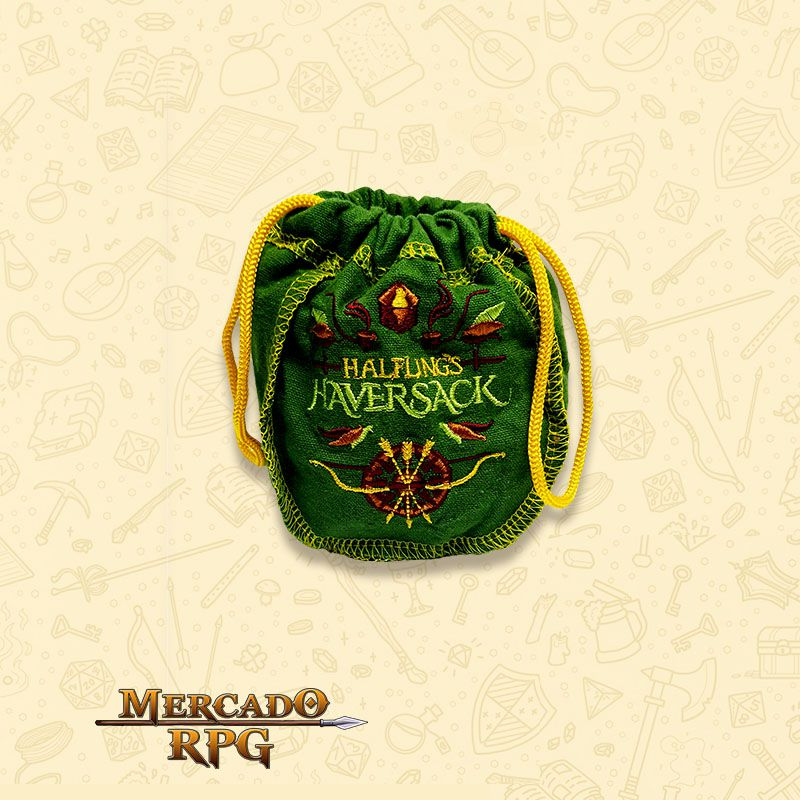 Dice Bag Grande RPG - Halfling's Haversack