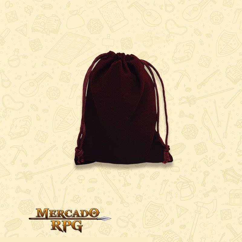 Dice Bag RPG - Vinho