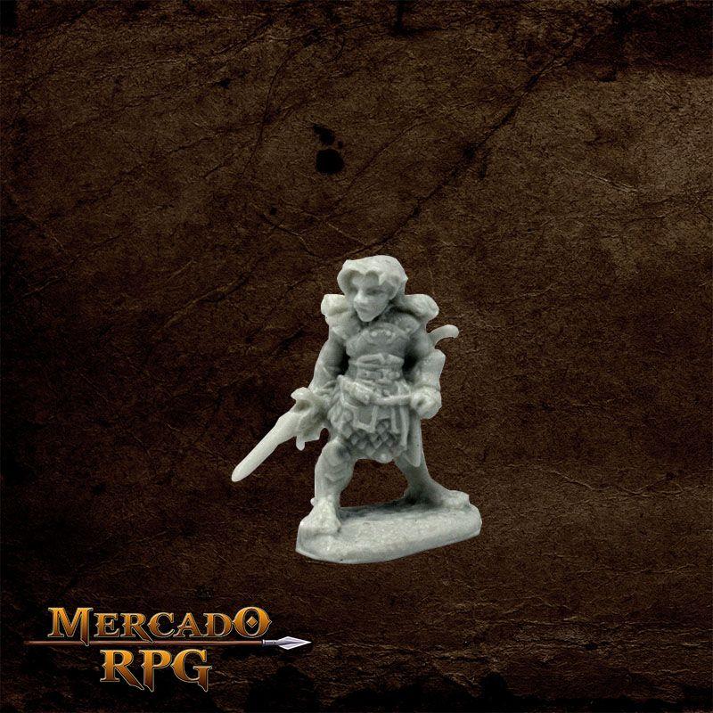 Dingo, Halfling Rogue  - Mercado RPG