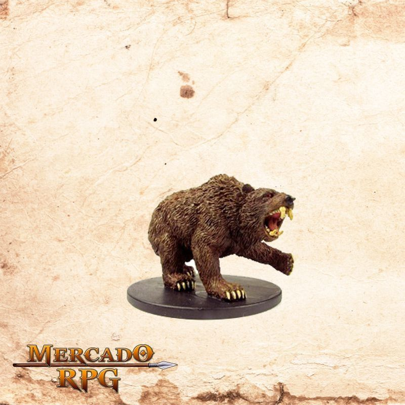 Dire Bear  - Mercado RPG