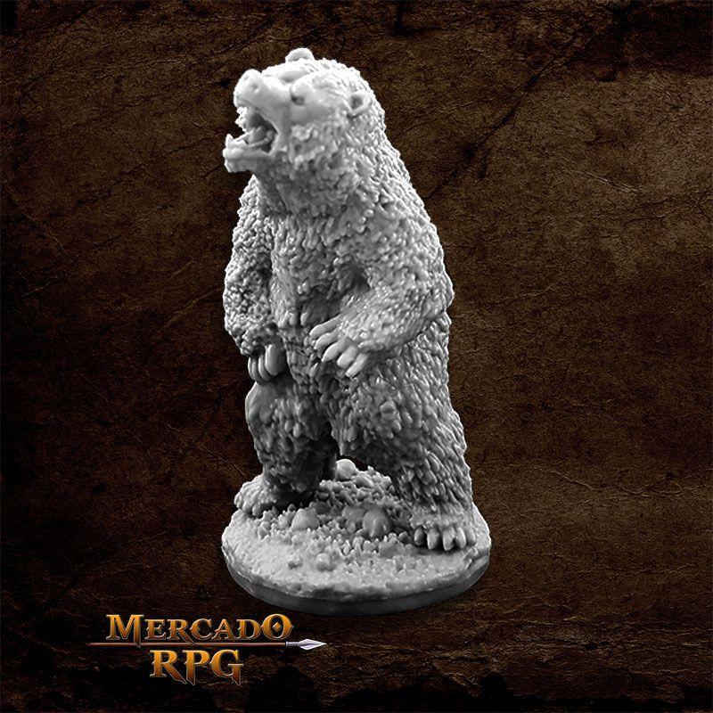 Dire Bear - Miniatura RPG