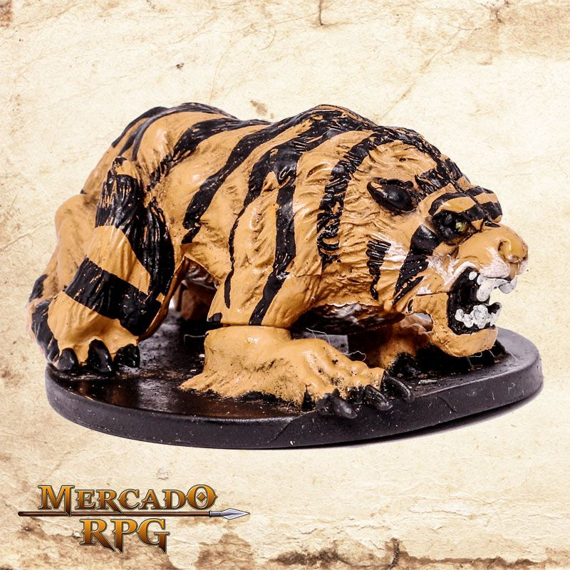 Dire Tiger  - Mercado RPG