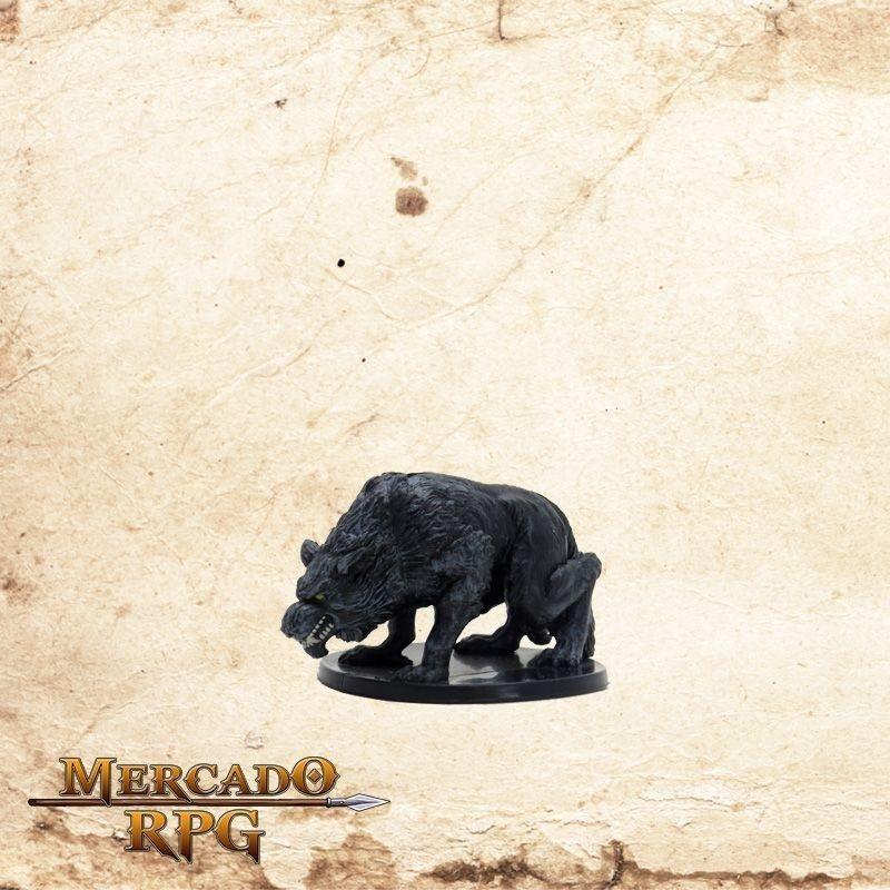 Dire Wolf - Com carta  - Mercado RPG