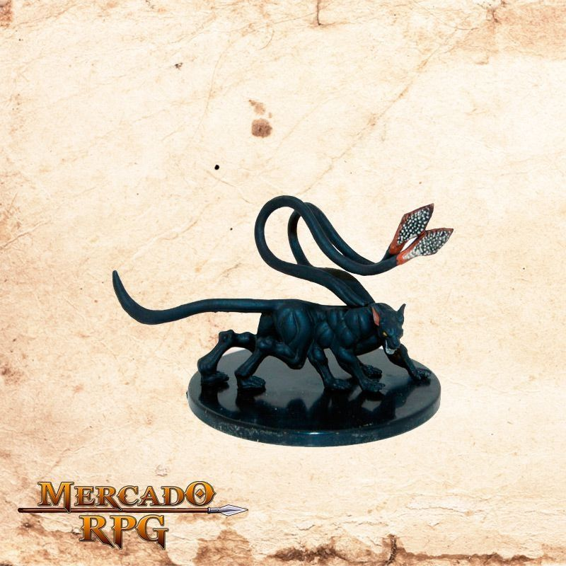 Displacer Beast  - Mercado RPG