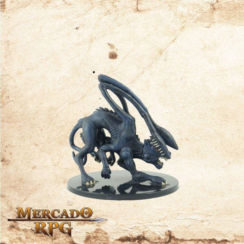 Displacer Beast Pack Lord - Com carta  - Mercado RPG