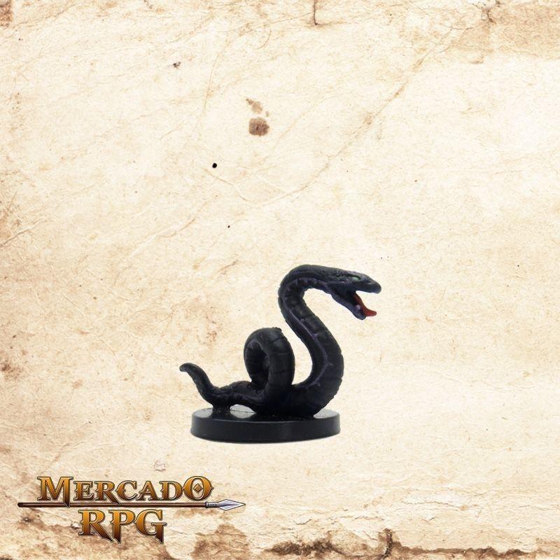 Displacer Serpent - Com carta  - Mercado RPG