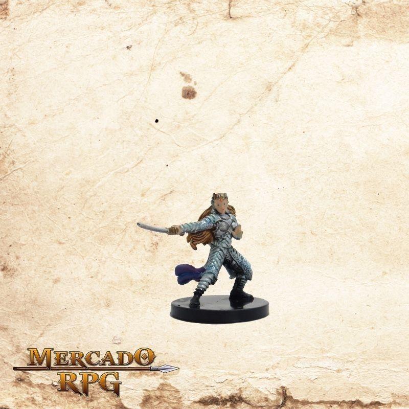 Divine Crusader of Corellon - Com carta  - Mercado RPG