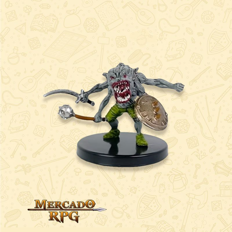 Dolgrim - Miniatura RPG D&D Icons of the Realms