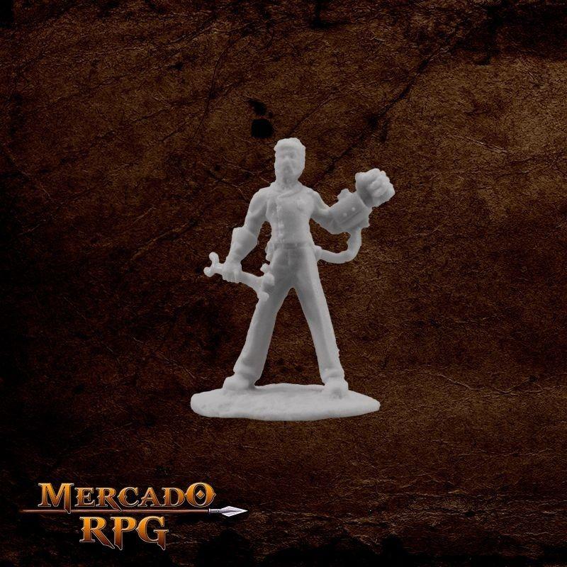 Dr. Darius Hellstromme  - Mercado RPG