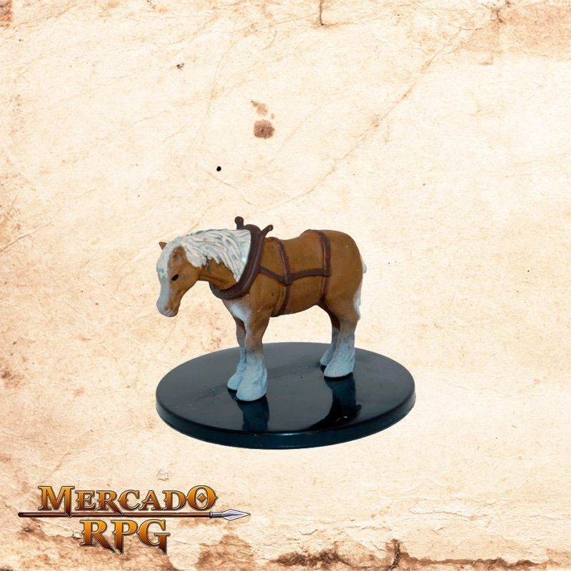 Draft Horse  - Mercado RPG