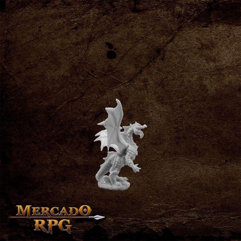Dragon Hatchling Green  - Mercado RPG
