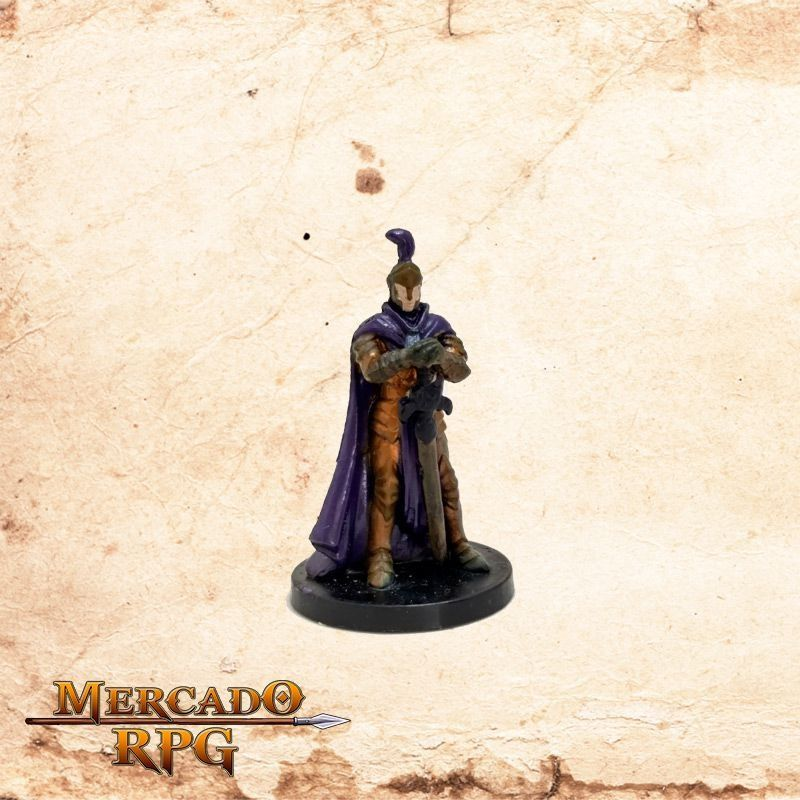 Dragon Knight - Sem carta  - Mercado RPG