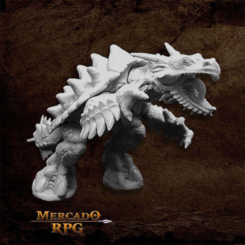Dragon Tortoise - Miniatura RPG