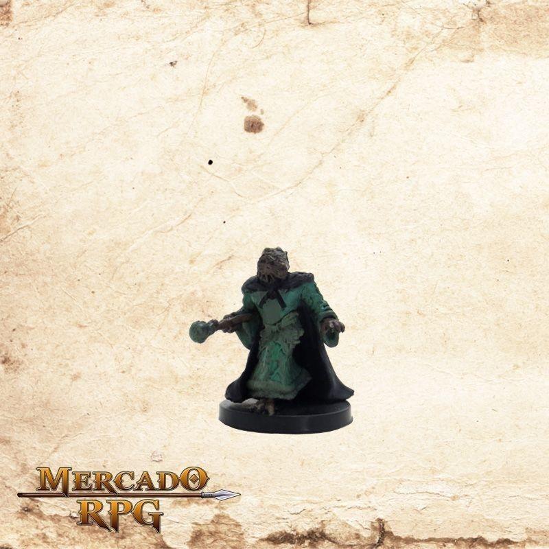 Dragonborn Elementalist - Com carta  - Mercado RPG