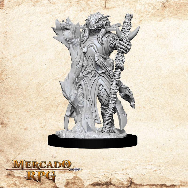 Dragonborn Fem Sorcerer B