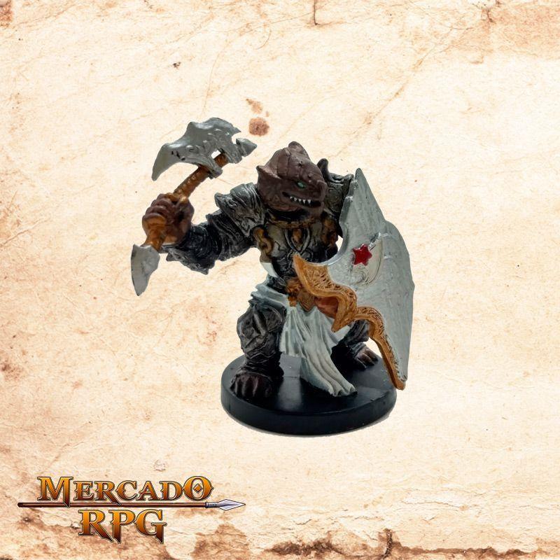 Dragonborn Warlord - Sem carta  - Mercado RPG