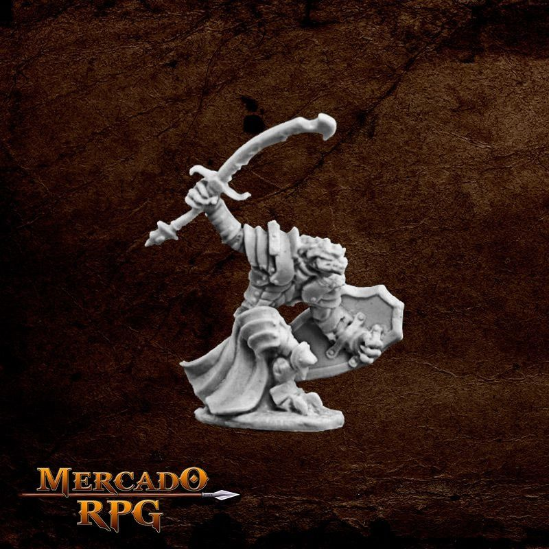 Dragonman Warrior  - Mercado RPG