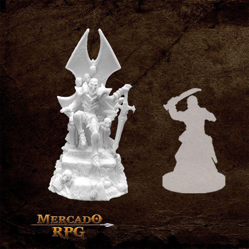 Dragoth - Miniatura RPG  - Mercado RPG
