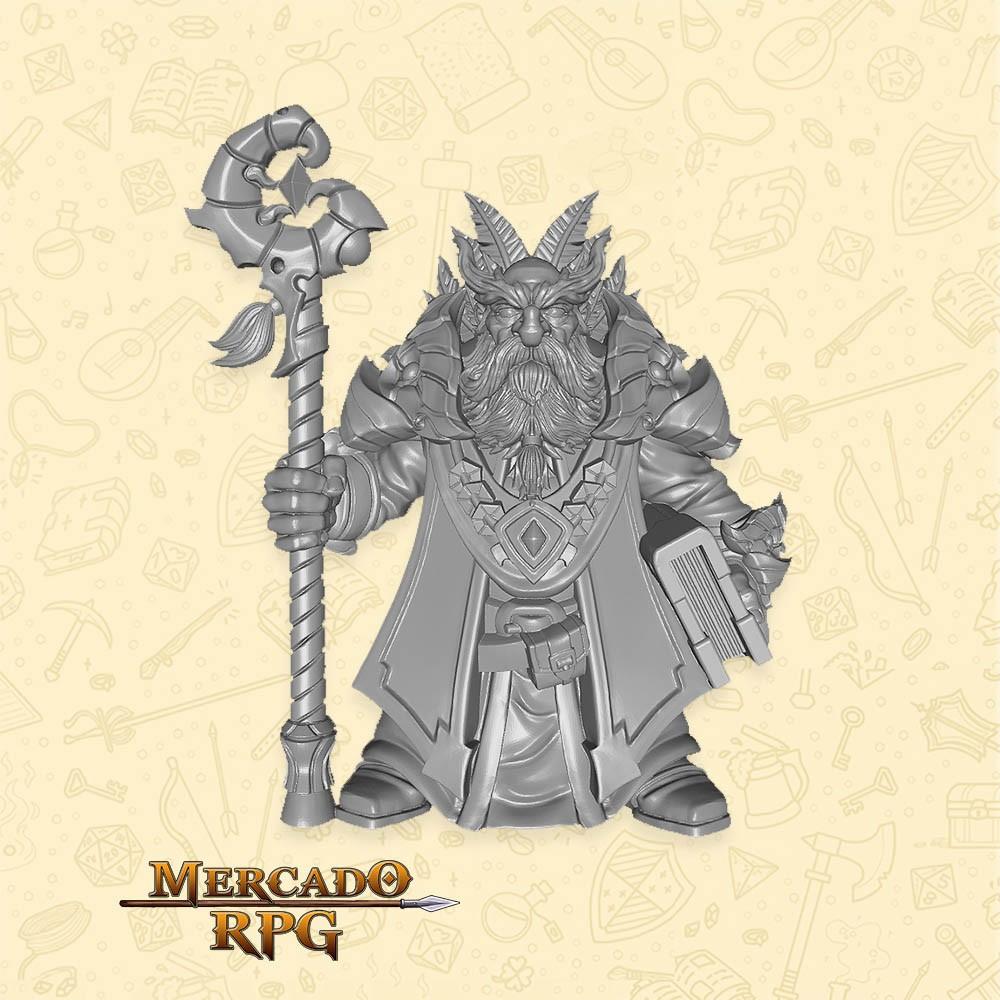 Draloth - Miniatura - RPG