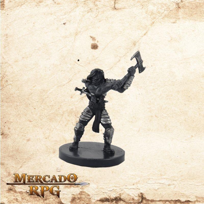 Dread Warrior - Com carta  - Mercado RPG