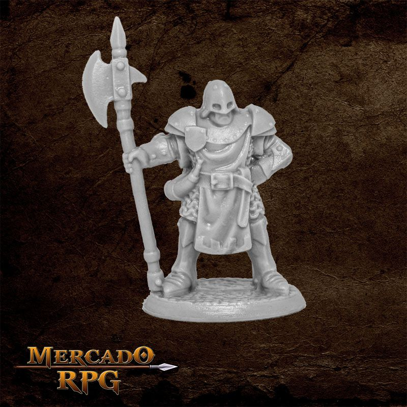 Dreadguard Halberdier A