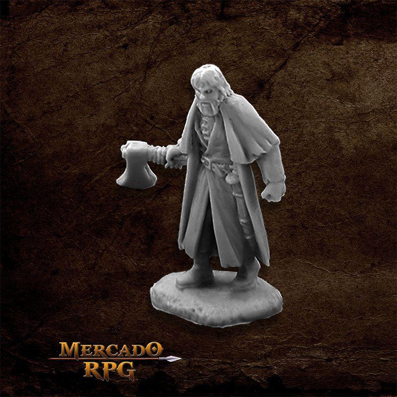Dreadmere Mercenarie A - Miniatura RPG