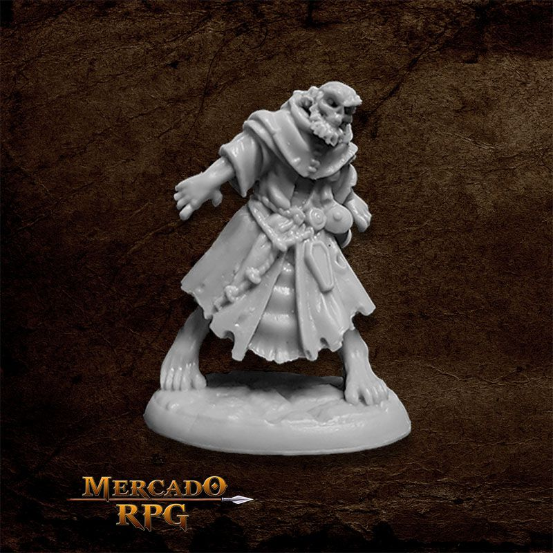 Dreadmere Wight - Miniatura RPG