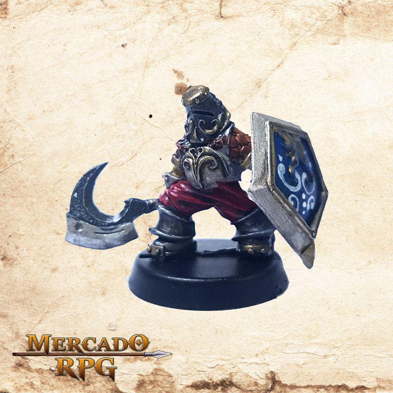 Dromar, O intrépido A  - Mercado RPG