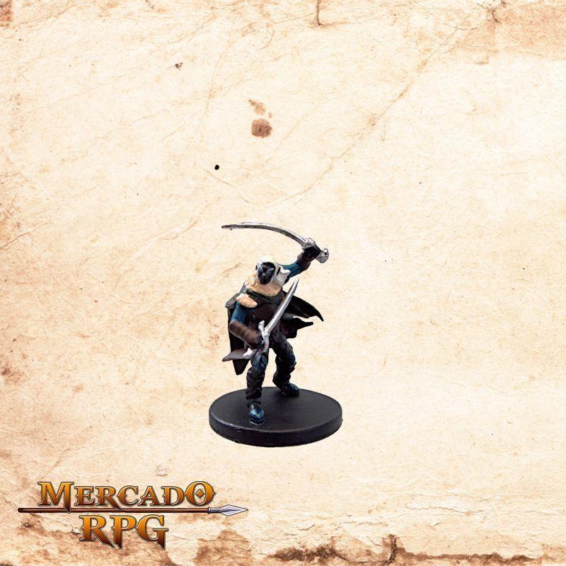 Drow Elf Ranger Drizzt  - Mercado RPG
