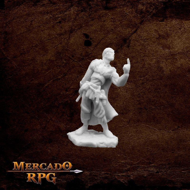 Dub Bullock, Rogue  - Mercado RPG