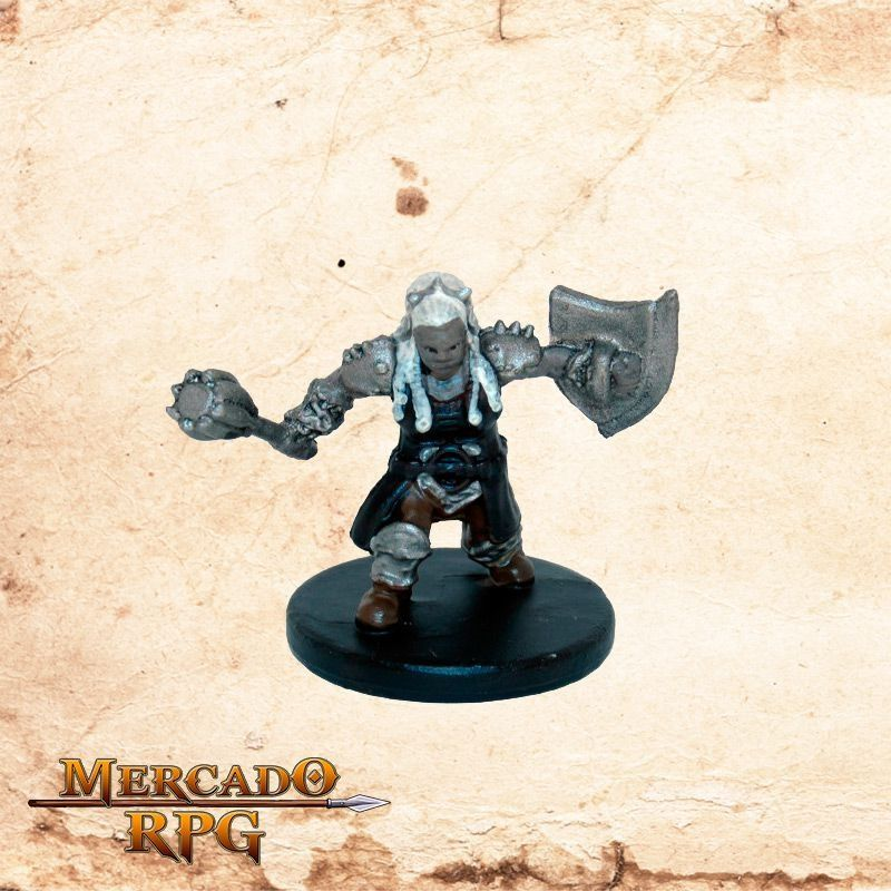 Duergar Fighter  - Mercado RPG