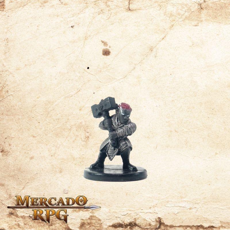 Duergar Guard - Com carta  - Mercado RPG