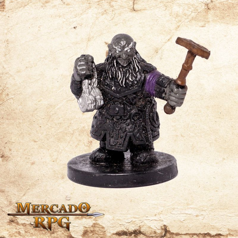 Duergar Slaver - Miniatura RPG  - Mercado RPG