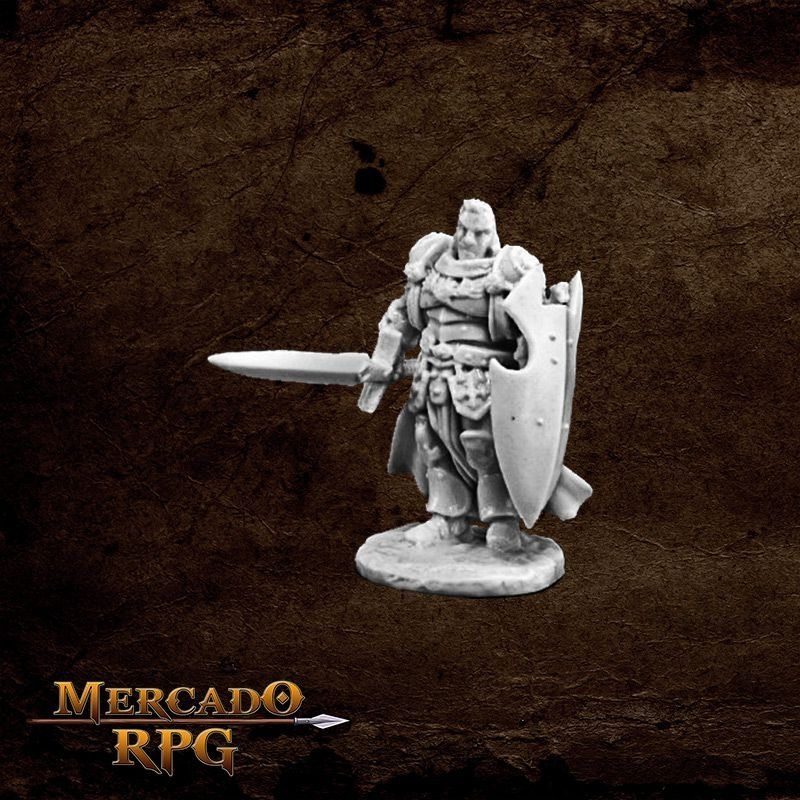 Duke Gerard  - Mercado RPG