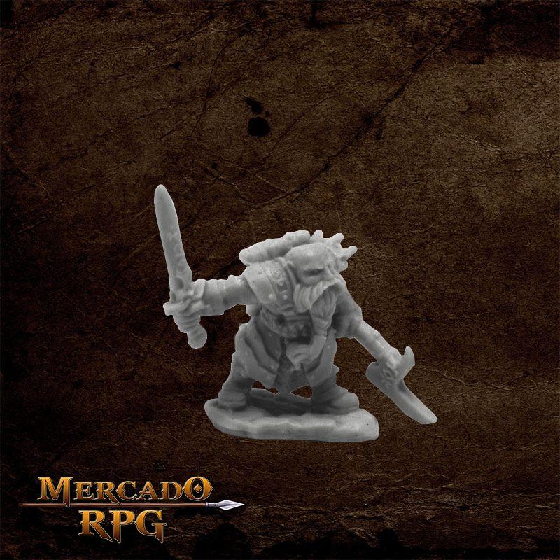 Durgam Deepmug, Dwarf Hero