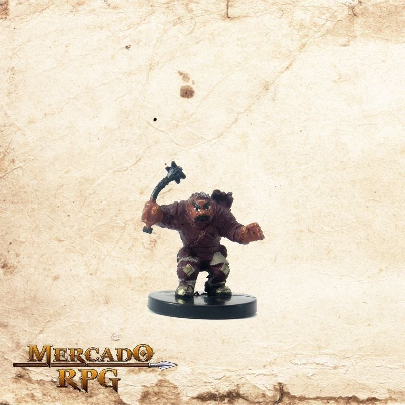 Dwarf Artificer - Sem carta - Miniatura RPG