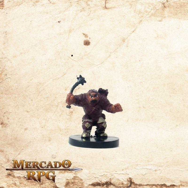 Dwarf Artificer - Sem carta - Miniatura RPG